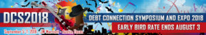 DebtConnection.com Early Bird Rate, don't miss out!